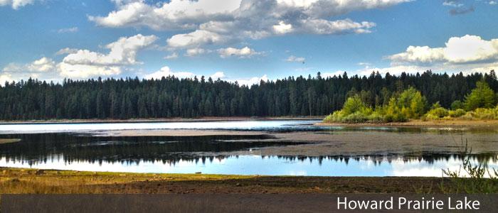 Howard Prairie Lake Jackson County Oregon