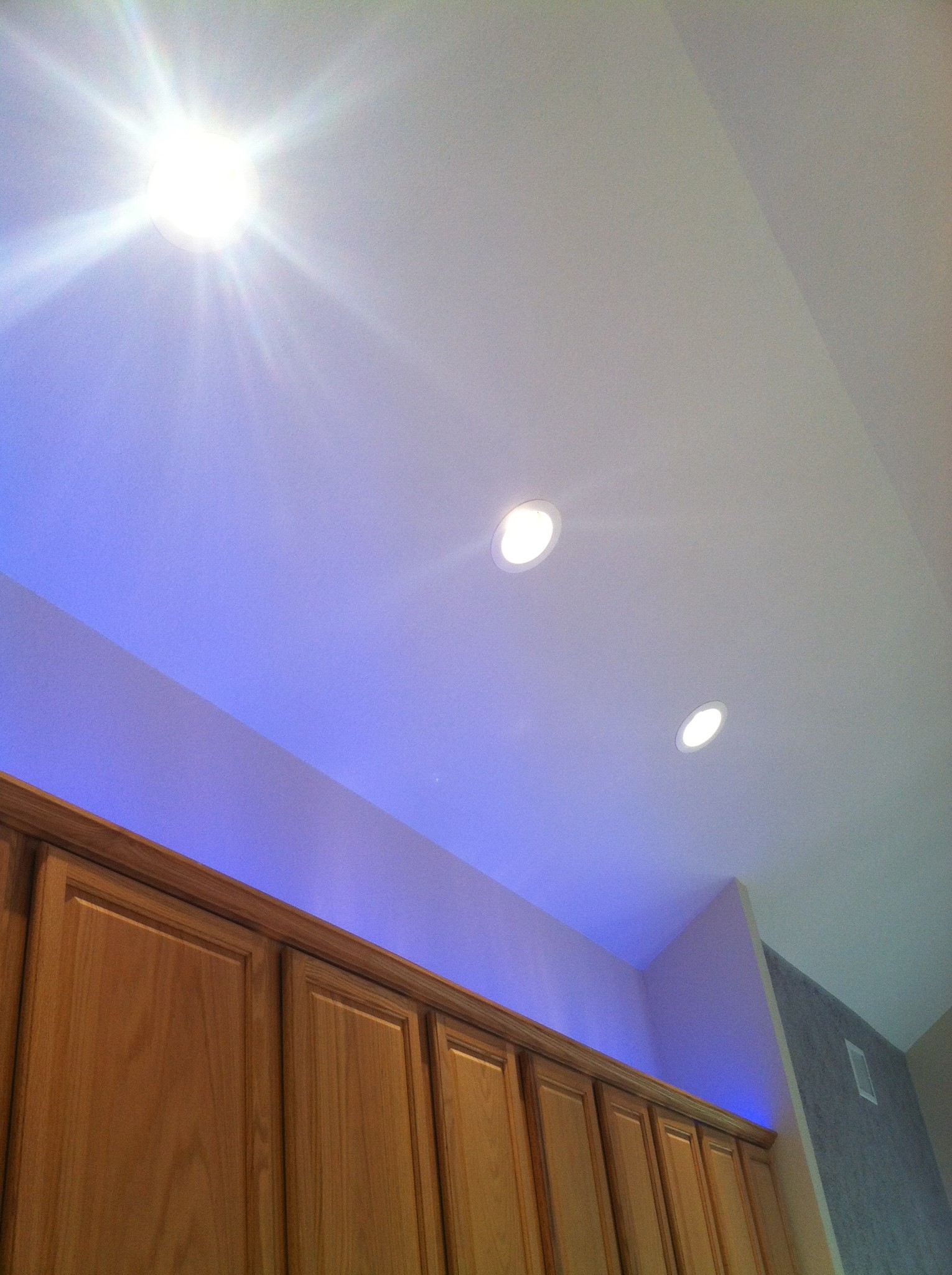 can lights led kitchen recessed residential