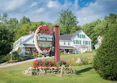Christmas Farm Inn And Spa.Lodging Jackson Nh And Mt Washington Valley Area