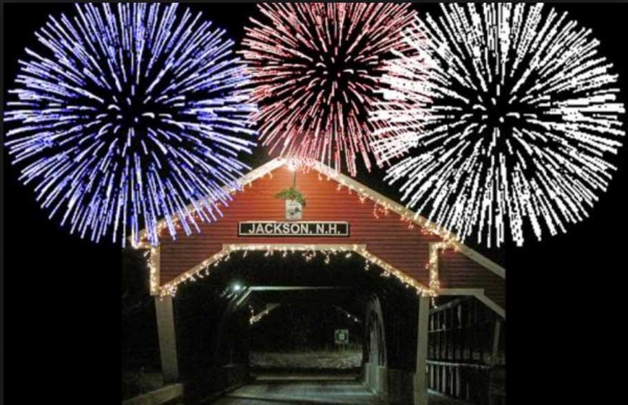 jackson new hampshire fireworks