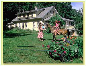 Mountainside Farm B & B