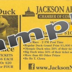 Duck tickets
