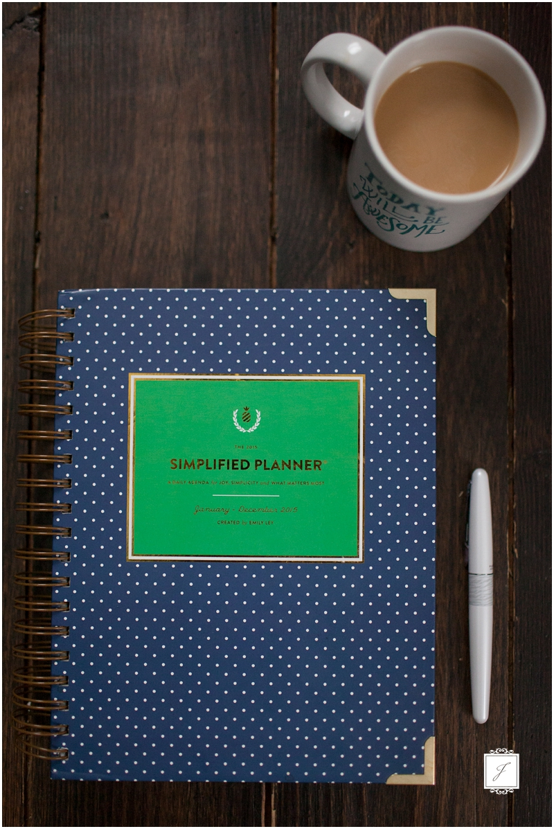 Simplified Planner, Wedding Photographer