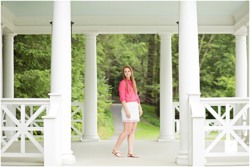 Bedford Springs Photographer Pittsburgh and Greensburg Senior Portrait Photography by Jackson Signature Photography