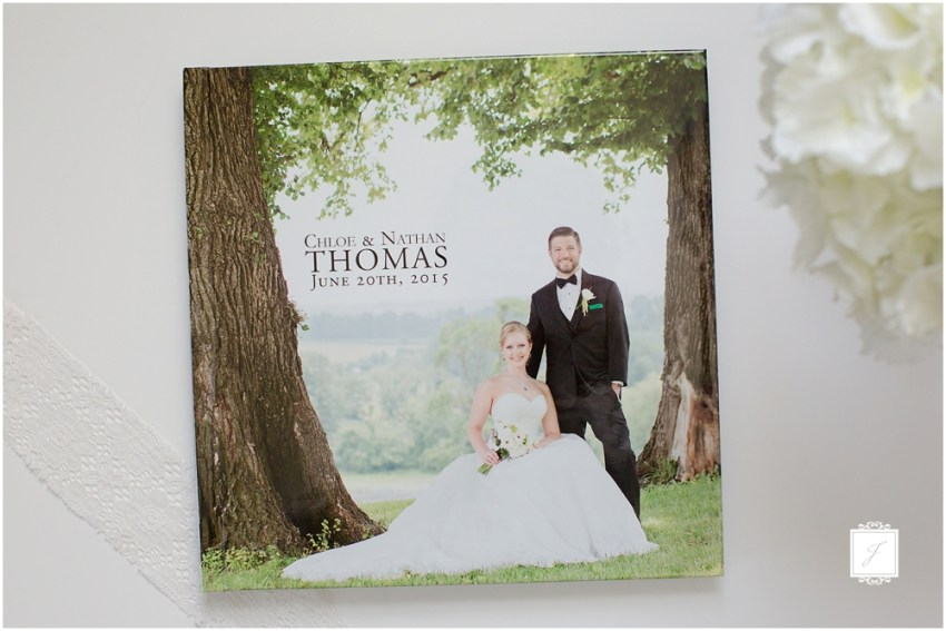 Importance of a Wedding Photography Album told by the wedding album by Jackson Signature Photography a Greensburg and Pittsburgh Wedding Photographer
