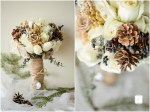 Rustic Romantic Forest Green Winter Michigan Wedding by Jackson Signature Photography, Michigan WEdding Photographer, Pittsburgh WEdding Photographer, Pennsylvania Wedding Photographer, Greensburg WEdding Photographer, Winter Wedding Photographer, Dark Green Wedding Photos, Pine Cone Wedding, Classic WEdding,