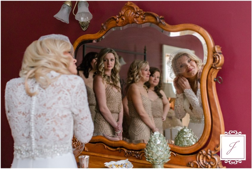 Private Shadyside Mansion Wedding