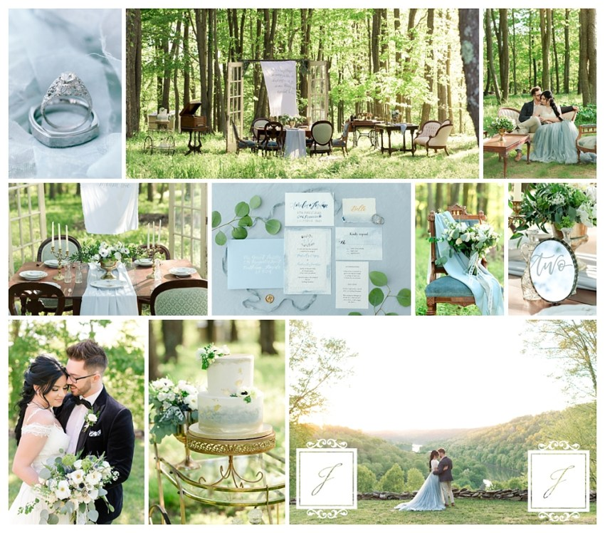 How To Plan a Styled Shoot by Jackson Signature Photography a Leechburg Wedding Photographer