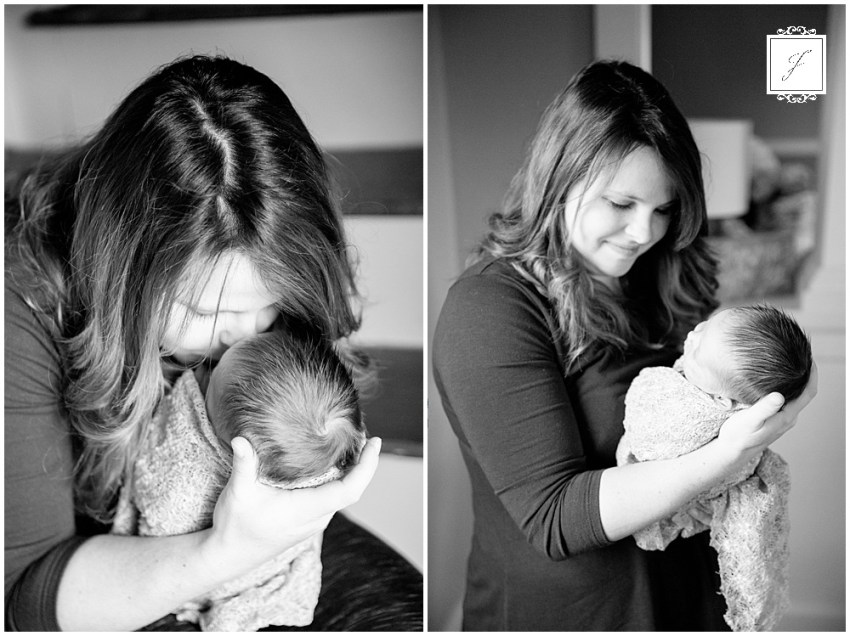 Baby Leona's Newborn Portrait Session by Jackson Signature Photography a Greensburg and Pittsburgh Portait Photographer