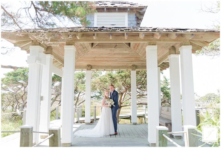 Miranda and Nick The Inn on Pamlico Sound Wedding on Cape Hatteras, North Carolina by Jackson Signature Photography a North Carolina Travel and Destination Small wedding and elopement photographer.