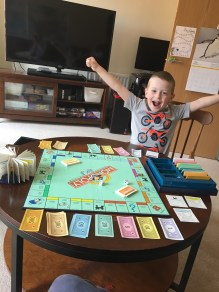Monopoly money counting