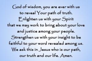 Labyrinth Prayer