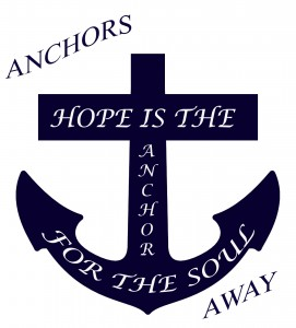 Anchors Away Summer Camp Logo