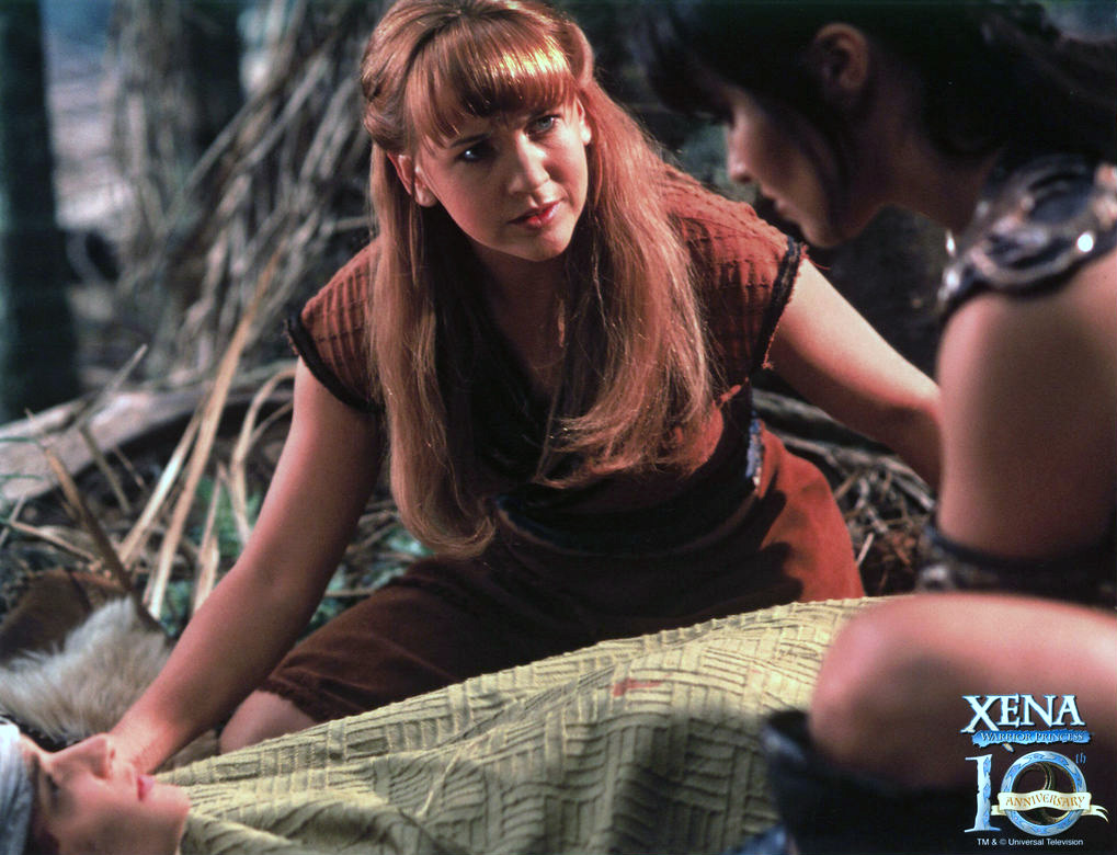 The Sixty Best Episodes of XENA: WARRIOR PRINCESS (11 & 12 ...