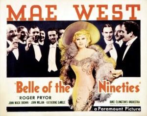 belle of the nineties b