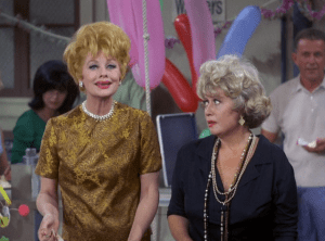 lucy and joan