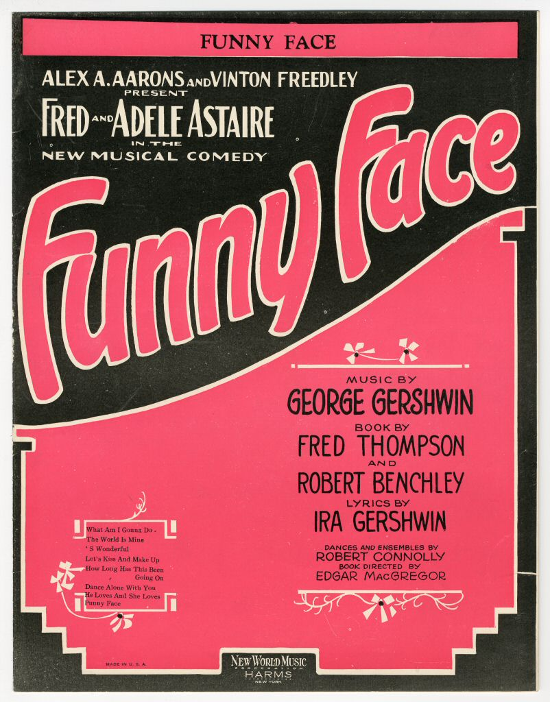F Is For… FUNNY FACE (1927) | THAT'S ENTERTAINMENT!