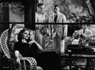 Tallulah Bankhead in The Thunder Below