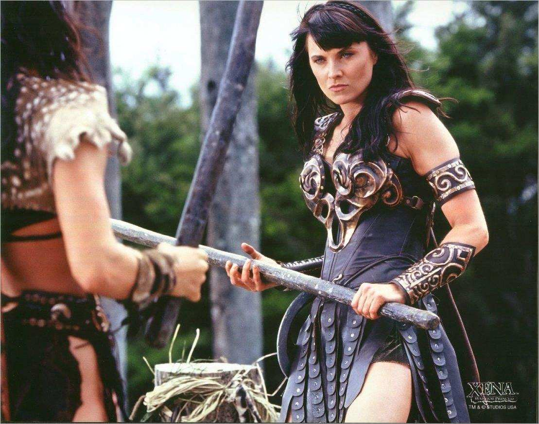 Amazons And Gladiators 2001 following xena: the action (i) | that's entertainment!