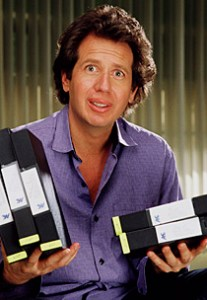 Comedian Gary Shandling Portrait Session