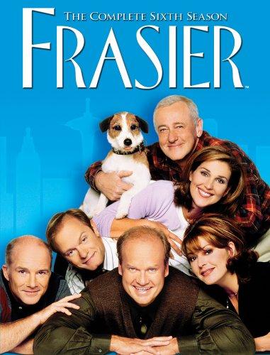 The Ten Best Frasier Episodes Of Season Six That S Entertainment