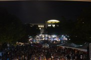 Hemming Park at Art Walk