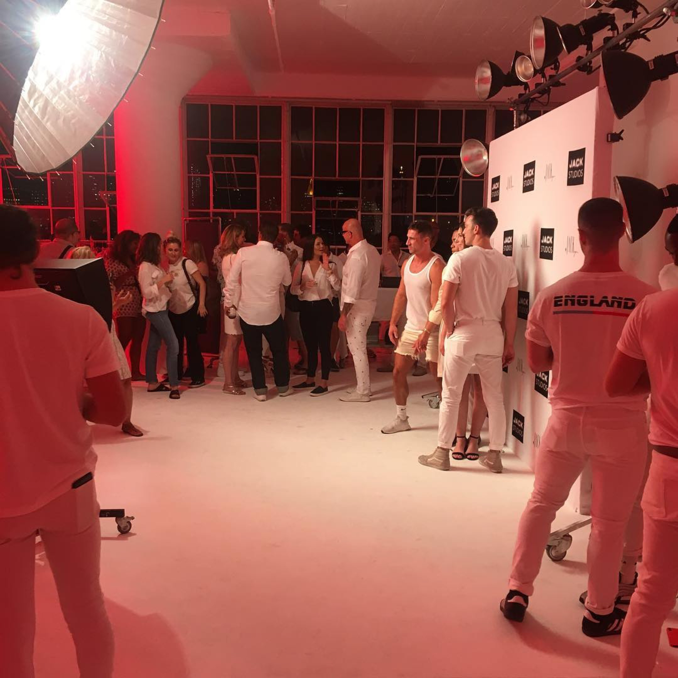 JACK STUDIOS 'White Hot' Summer Party