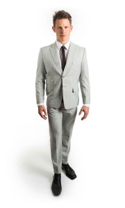 Basic Jack Fitted Suit