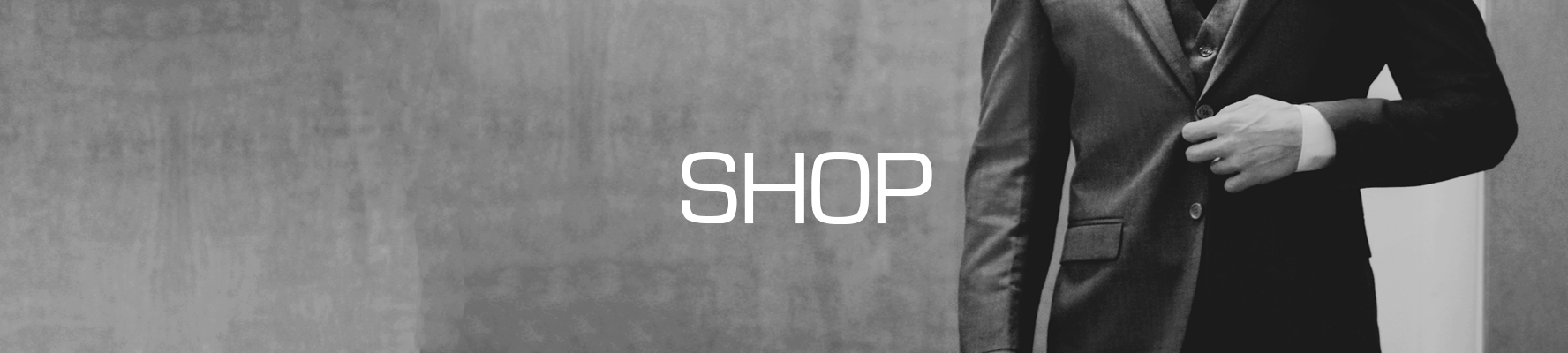 Shop Page Main Banner
