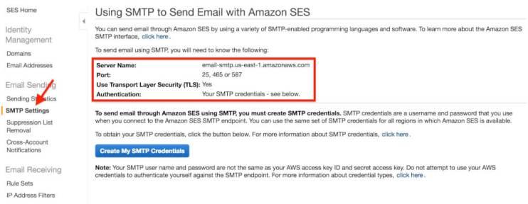 Amazon SES讓你的Email不再跑到垃圾郵件變SPAM 14