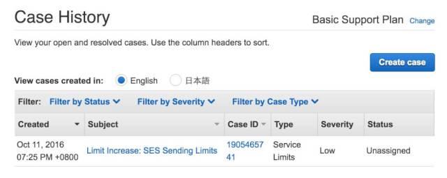 Amazon SES讓你的Email不再跑到垃圾郵件變SPAM 24