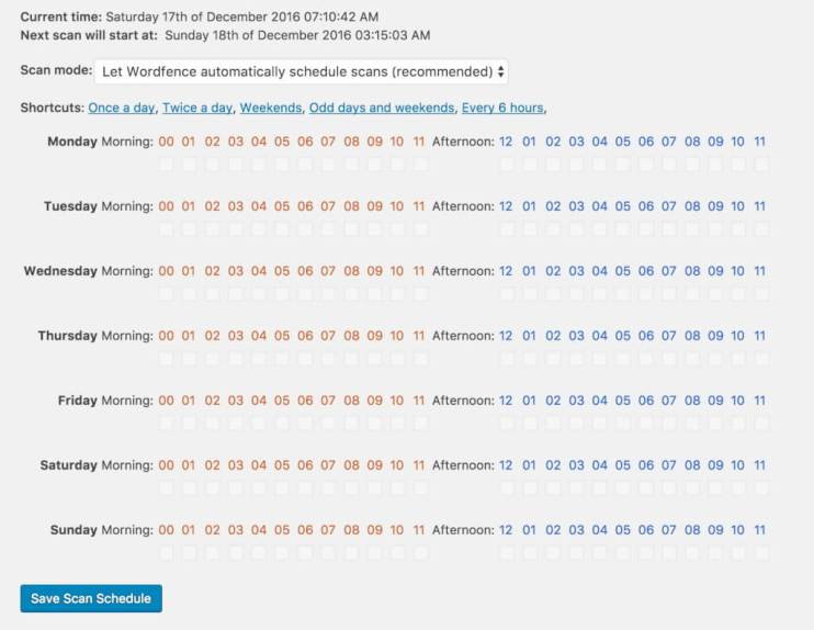 Wordfence Security超過百萬人安裝的wordpress安全防護必備外掛 12