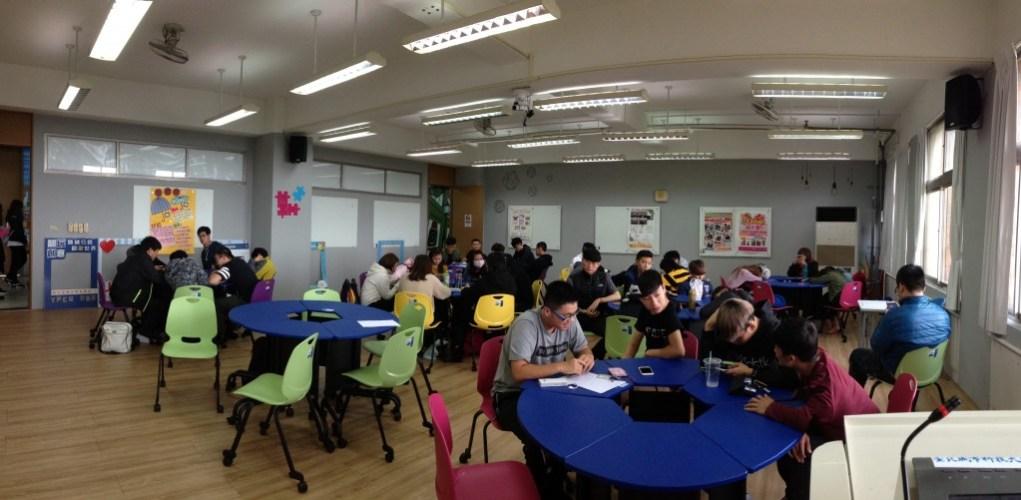 台北城市大學企管系網路行銷課程
