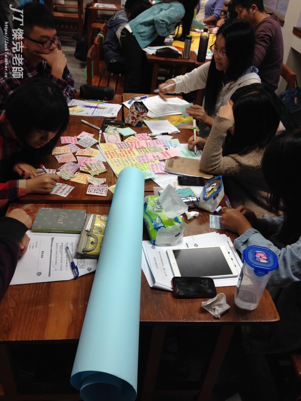 台灣師範大學-創意思考的方法、遊戲與訓練課程