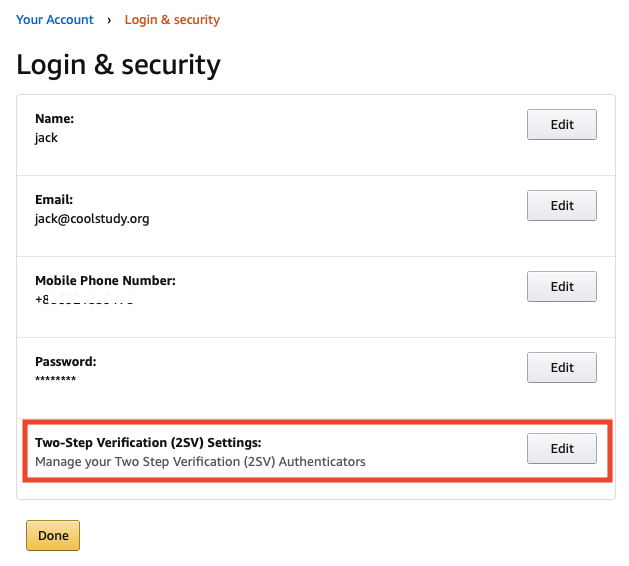 amazon shopping security 1 1