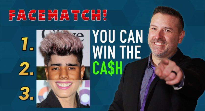FACE MATCH FRIDAY HOSTED BY KID CORONA