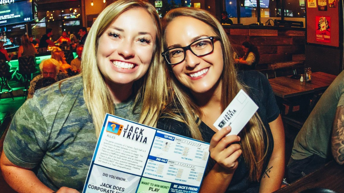 TRIVIA IS BACK!