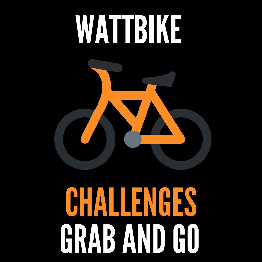 Wattbike Challenges: JT Performance