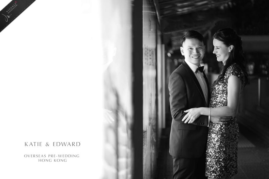 Overseas Pre-wedding in Hong Kong
