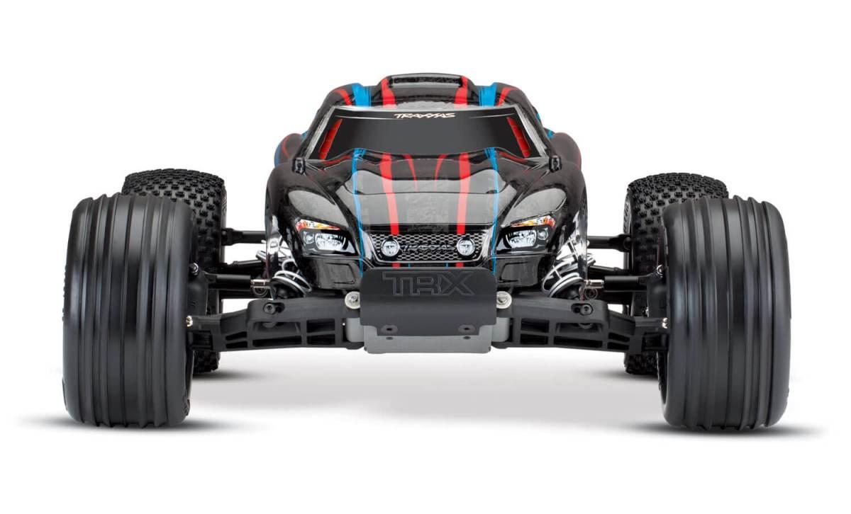 37076-4-Rustler-VXL-RED-frontview