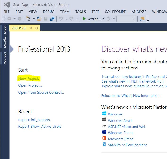 visual_studio_new_project