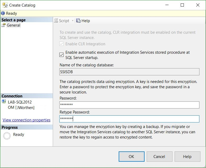 A Guide To Creating A SQL Server Integration Services