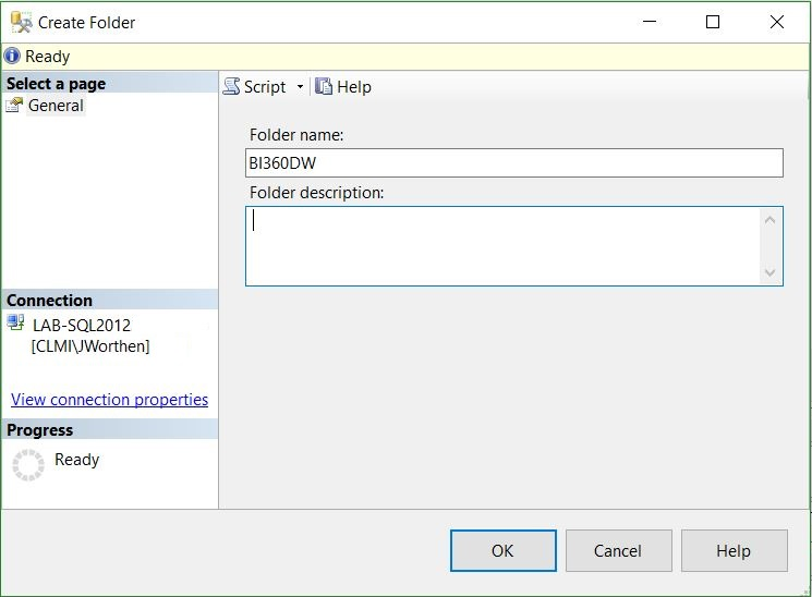 SSIS_Catalog_Creat_Folder_window