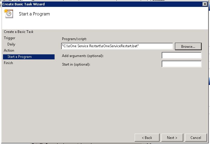 Create Batch File to Start or End Window Services