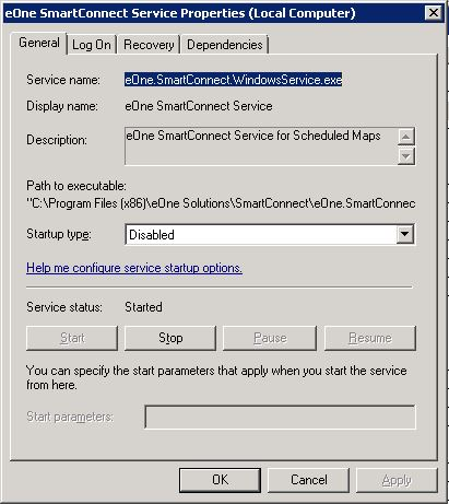 Creating A Batch File To Stop And Start A Windows Service