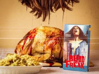 Blood Freak VHS