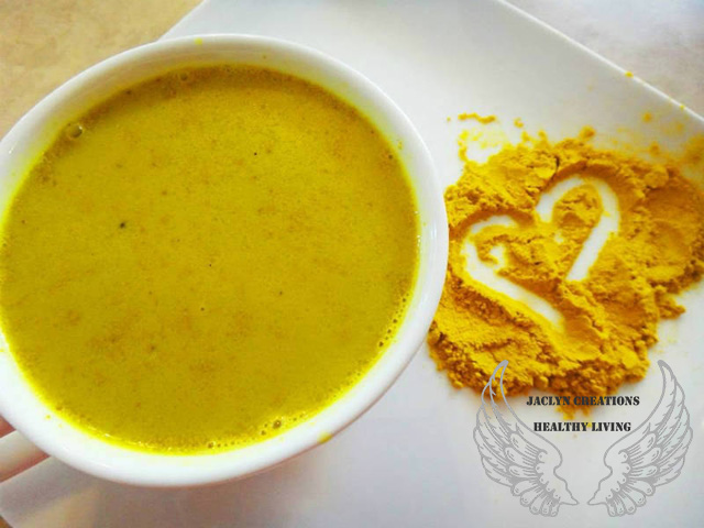 Powerful Healing Golden Milk-Golden Milk