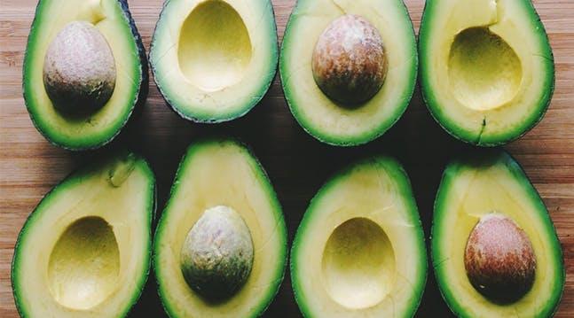 DIY Hydrating and Anti-aging Raw Avocado Face Mask-gluten-free-Avocados
