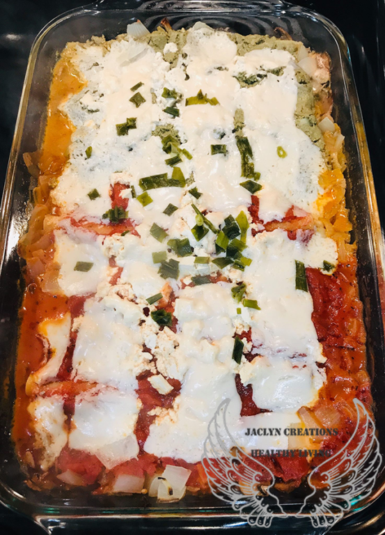 The Ultimate Vegan Pesto & Tomato Lasagna