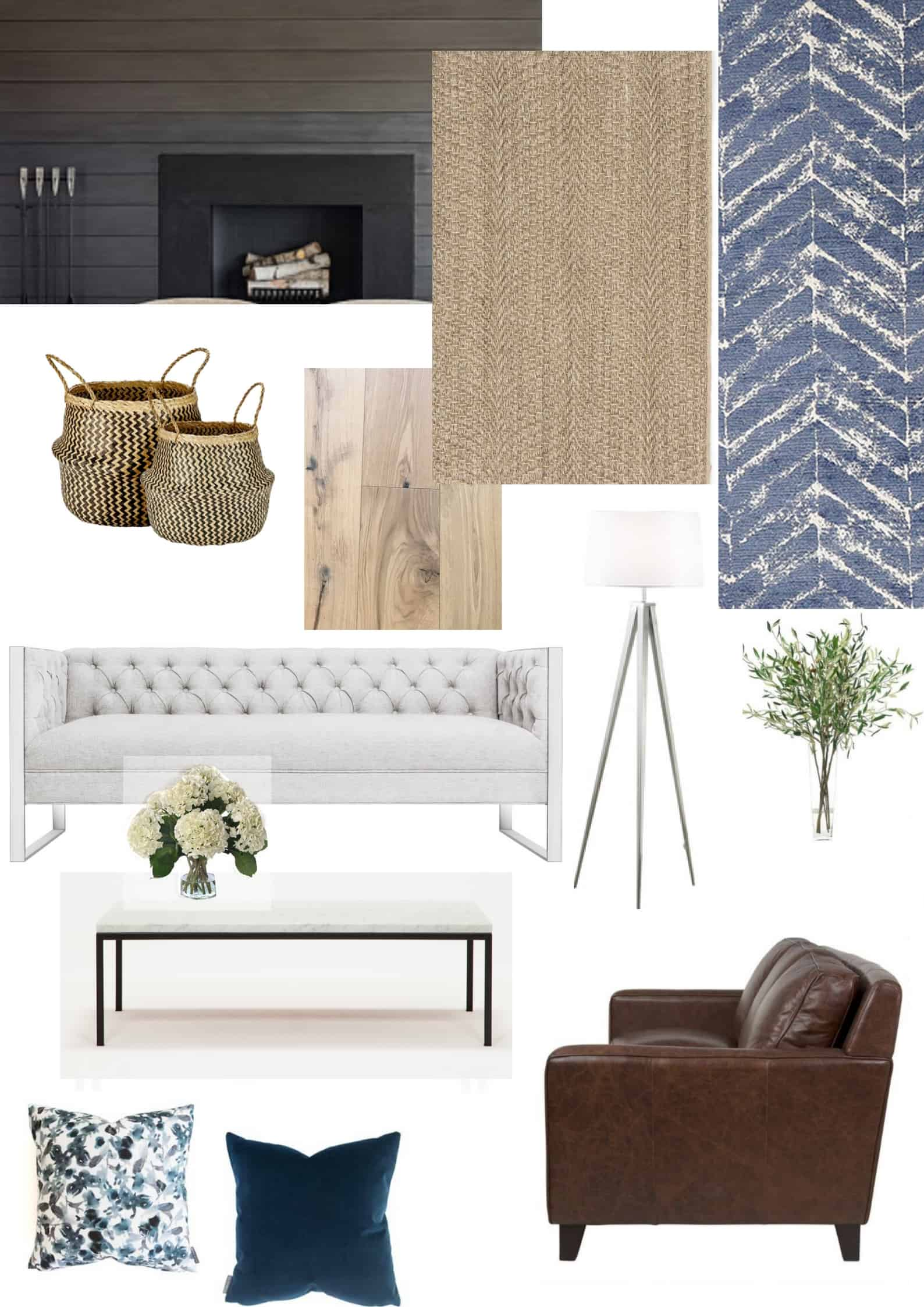 Jaclyn Colville Living Room Design 2